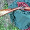 Whale Tail J.P. Beck Rifle