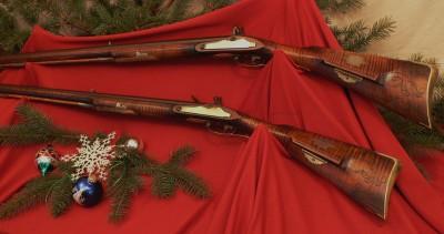 Twin Bucks Co. rifles