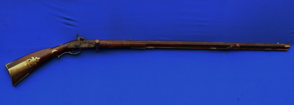 Stoffel Long, percussion rifle 1830-1840