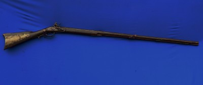 A. Schweitzer, smooth rifle  1810-1830 Lancaster, PA
