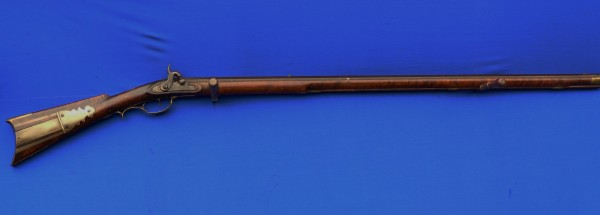 Unsigned, possibly Lancaster area gun. 1820-1840