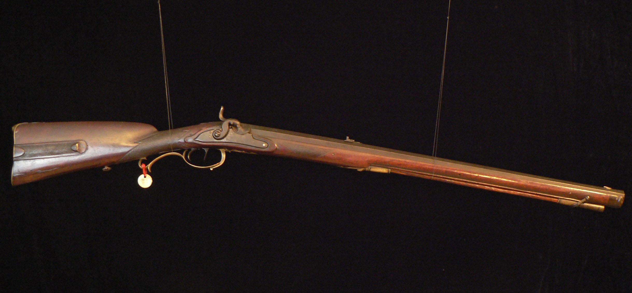 Jaeger Rifle Recreating History